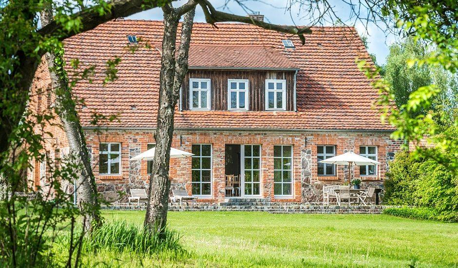 Markisches Landhaus Urlaubsarchitektur Holidayarchitecture