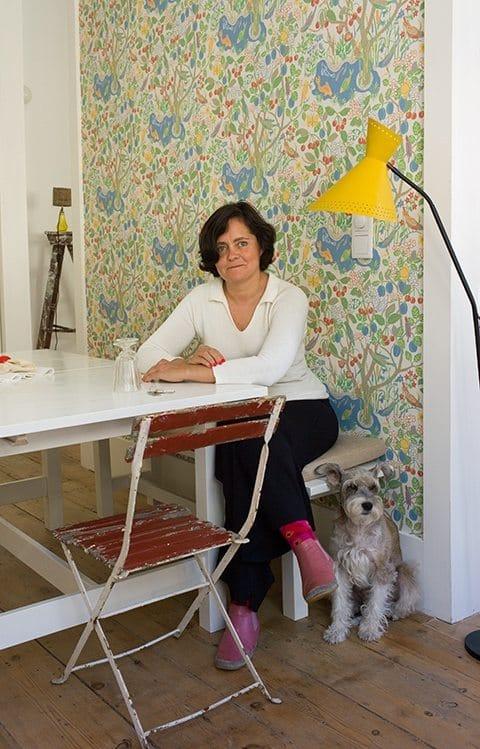 Maria, Host at Baxia House