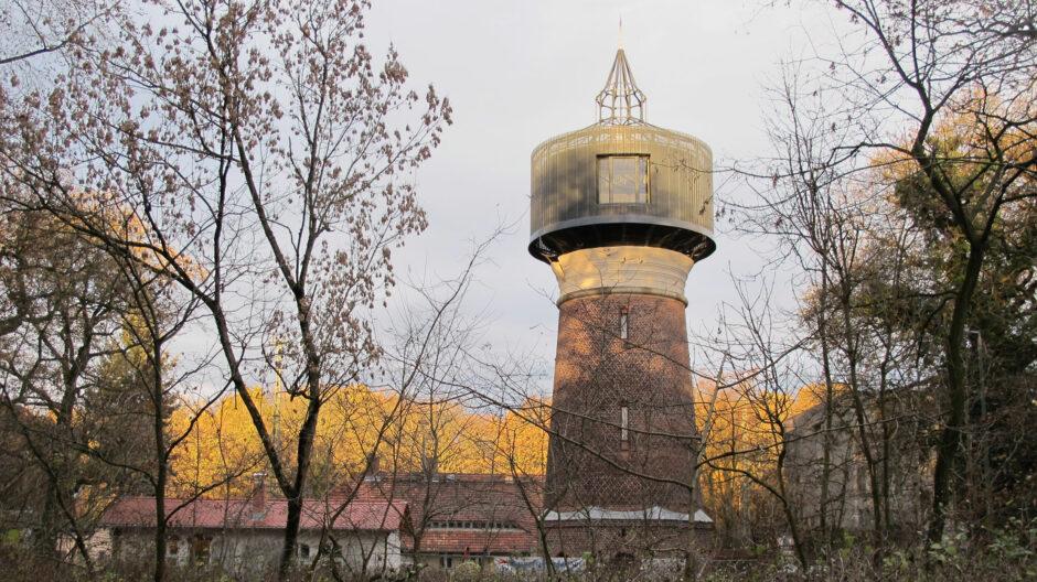 Wasserturm am Park Sanssouci