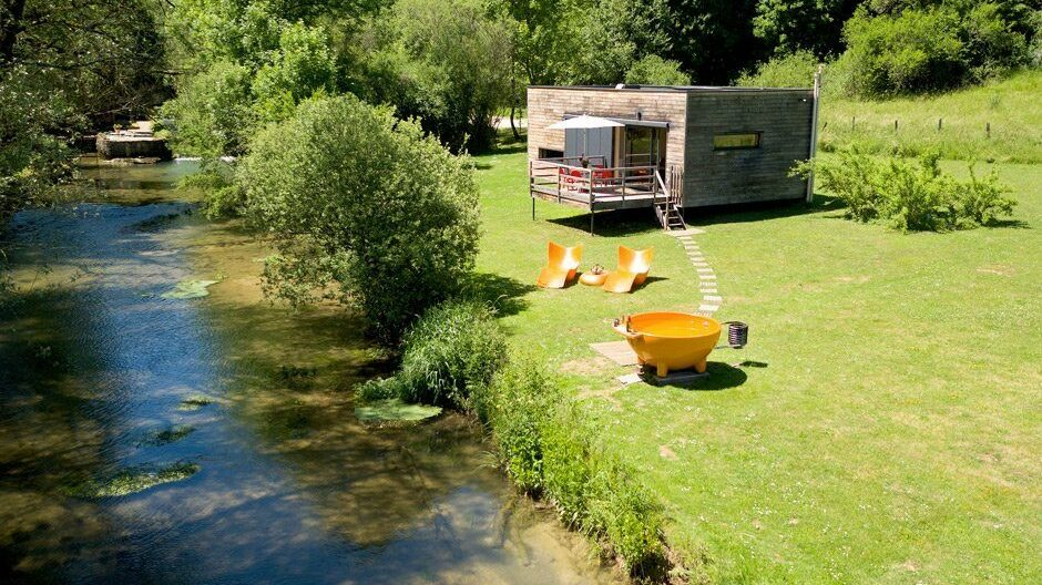 Pont Roche: The hut