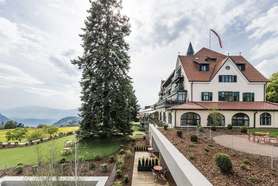 HomeStory Parkhotel Holzner: Das Haus 2018