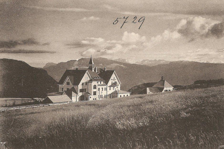 HomeStory Parkhotel Holzner: Das Haus um 1908