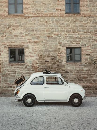 Corte Campioli – Das Leben ist eine Wundertüte: fiat 500