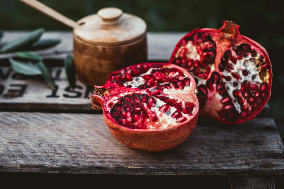 Corte Campioli – Das Leben ist eine Wundertüte: Granatapfel