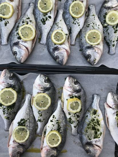 Corte Campioli – Das Leben ist eine Wundertüte: Fisch