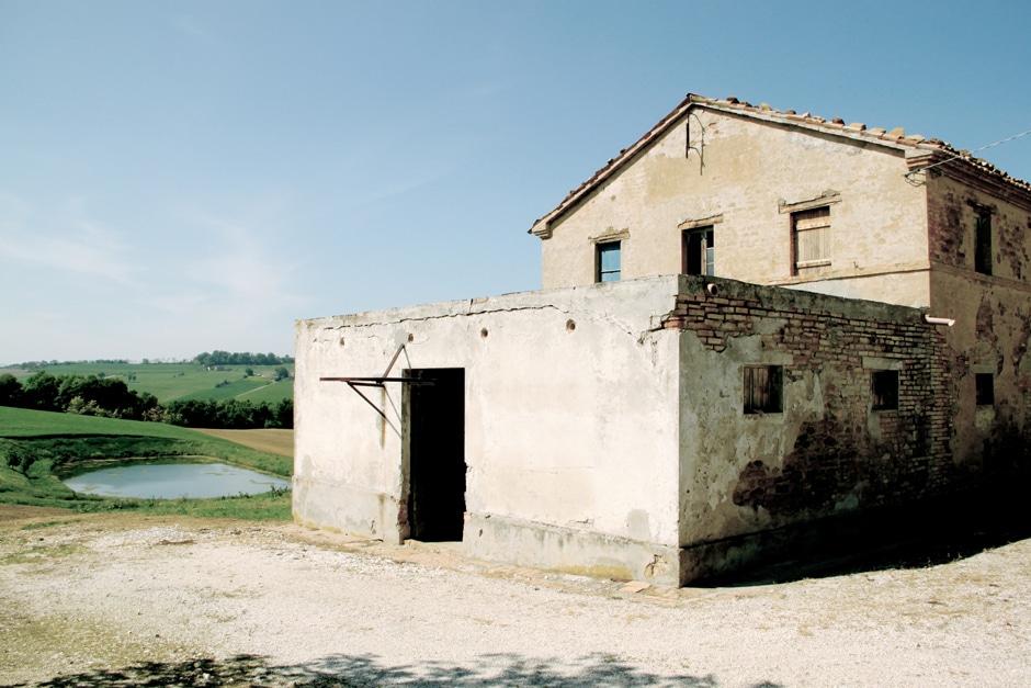 Corte Campioli – Das Leben ist eine Wundertüte: vor dem Umbau