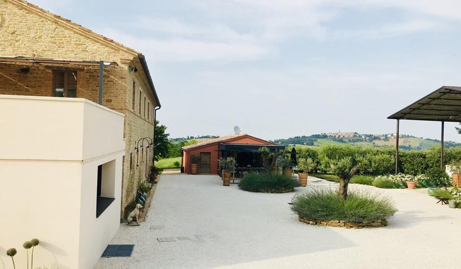 Corte Campioli – Das Leben ist eine Wundertüte: Der Hof