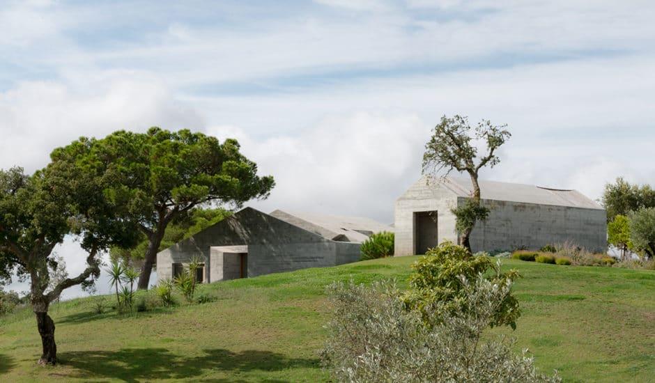 Les Terrasses de Melides : URLAUBSARCHITEKTUR ...