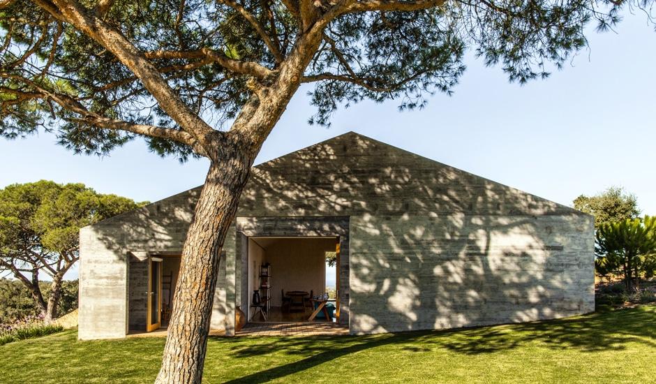 Les Terrasses de Melides: Haupthaus