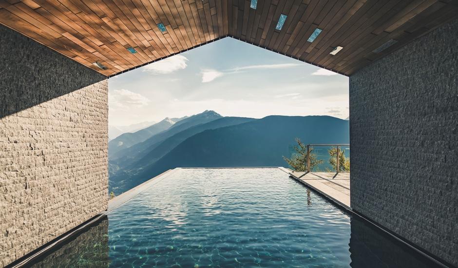 Miramonti Boutique Hotel: Infinity Pool